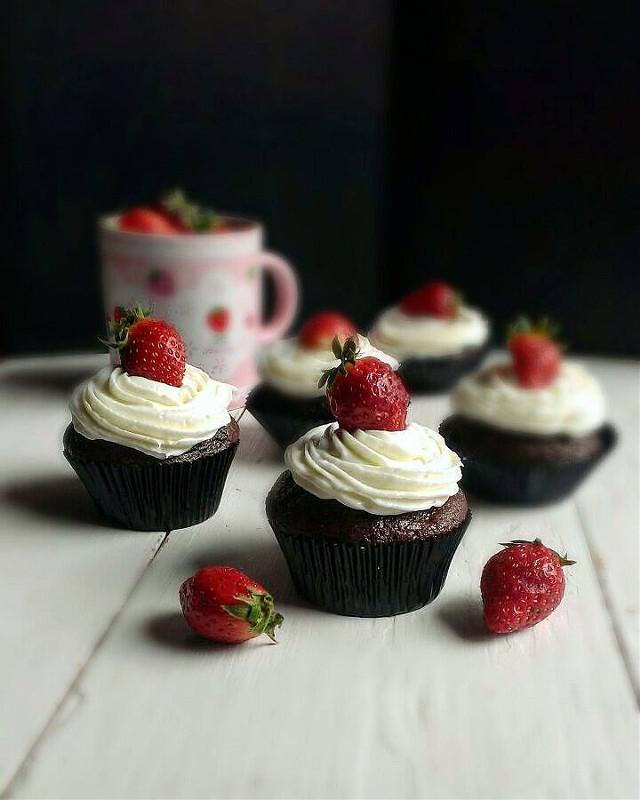 Cupcake #foodphotography #cupcakes