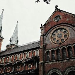 cathedral vietnam saigon