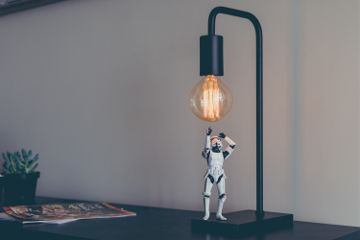 freetoedit object lamp robot background