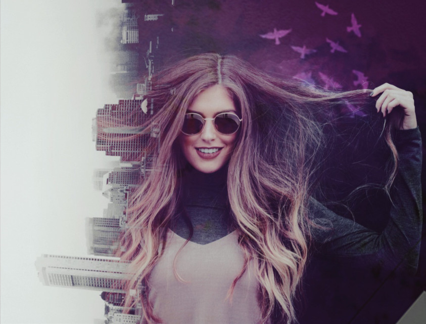 - #FreeToEdit #myedit #girl #edit #picsart #city #background #birds @pa @freetoedit #remixedwithpicsart