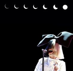 sia moon moonphases bow sing freetoedit
