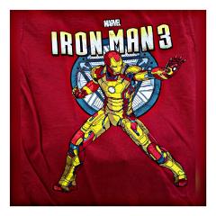 ironman tshirt thriftstorefinds