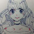 #drawing,#japan,#art,#girl,#draw