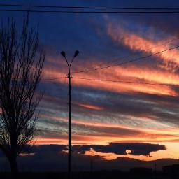 freetoedit sunset sunsetsky summer sky