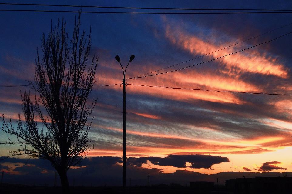 #freetoedit #sunset #sunsetsky #summer #sky #photography