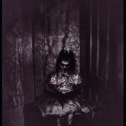 horror obituary creepy darkart darkangel