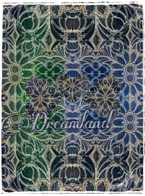 dreamland hearts text vintage vintagealtered freetoedit