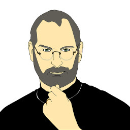 freetoedit drawing stevejobs illustration human