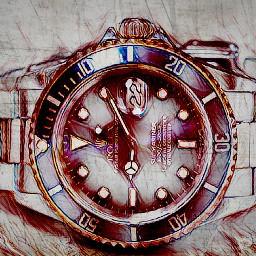 freetoedit rich watch remixit rolex