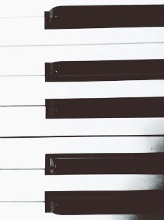 piano keys dramaeffect seafoameffect shadows freetoedit