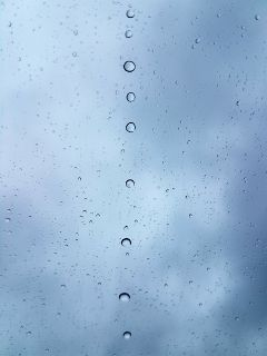 sky cloudy rain raindrops water dpcvertical freetoedit