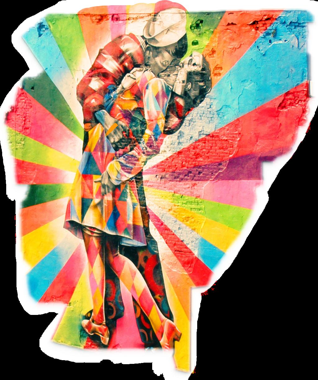 #FreeToEdit #ftestickers #popart #love