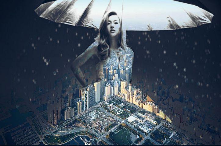 freetoedit cityremix myedit city woman