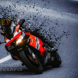 dispersion editedbyme colorsplash motorbike dispersion#
